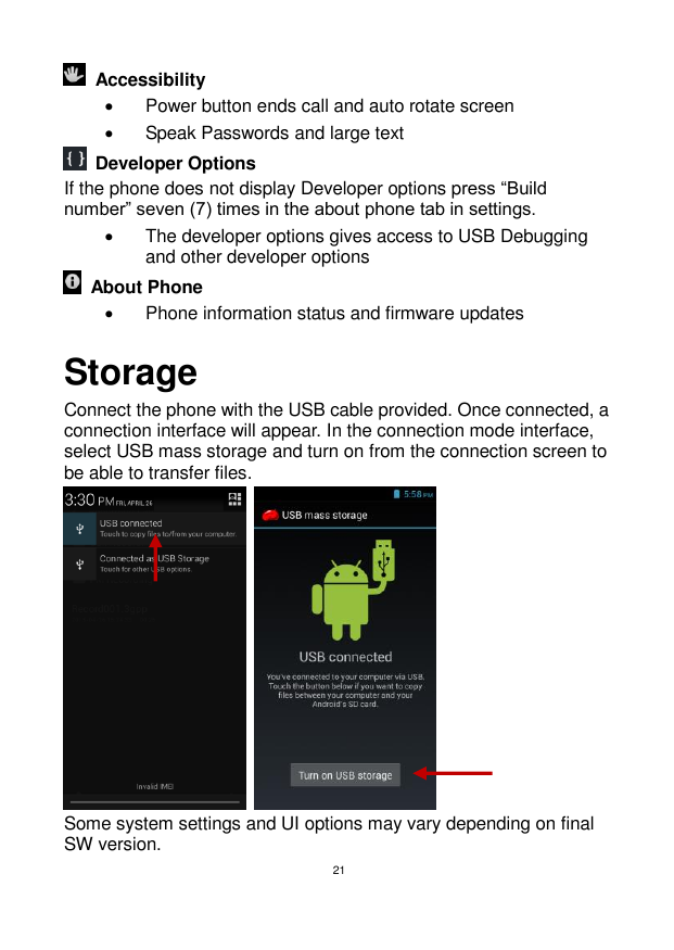 Manual - BLU Neo 4 5 - Android 4 2 - Smart Guides