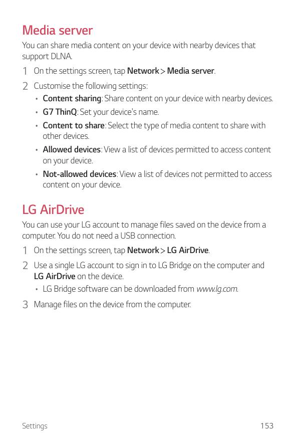 Lg airdrive app |🌱 √ LG Bridge 2019  2019-05-07