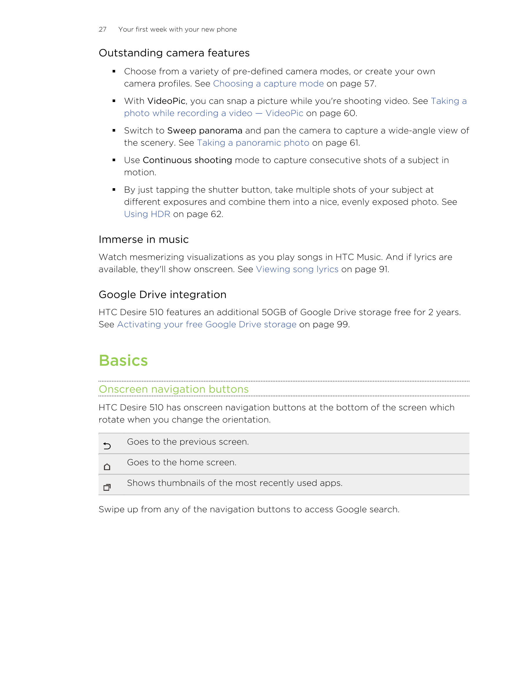 Manual - HTC Desire 510 - Android 4 4 - Smart Guides