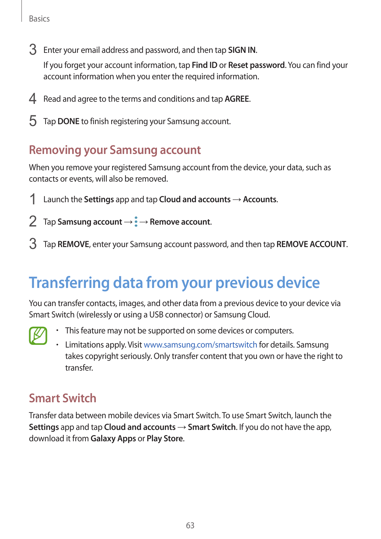 Manual - Samsung Galaxy S7 Edge - Android 8 0 - Smart Guides