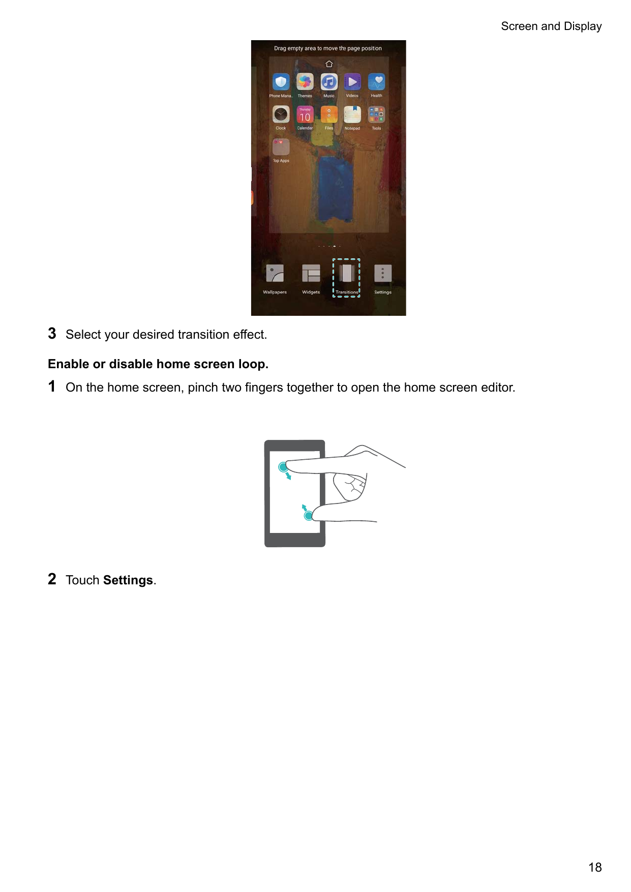 Manual - Huawei Mate 9 Pro - Android 7 0 - Smart Guides