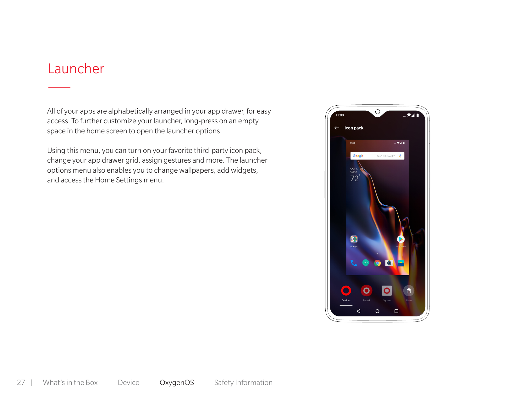 Manual - OnePlus 6T - Android 9 0 - Smart Guides