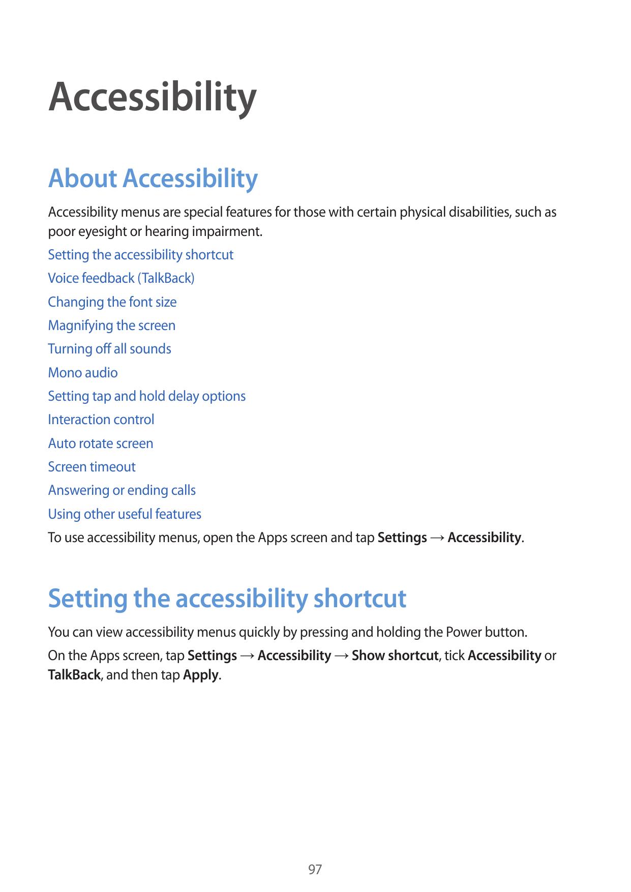 Manual - Samsung Galaxy Pocket 2 - Android 4 4 - Smart Guides