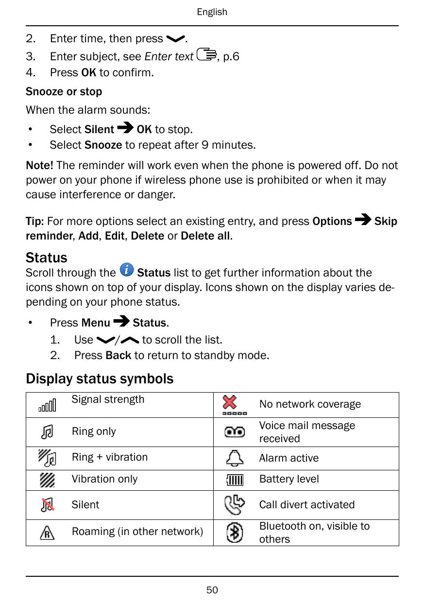 Manual - Doro 6050 - Mediatek - Smart Guides
