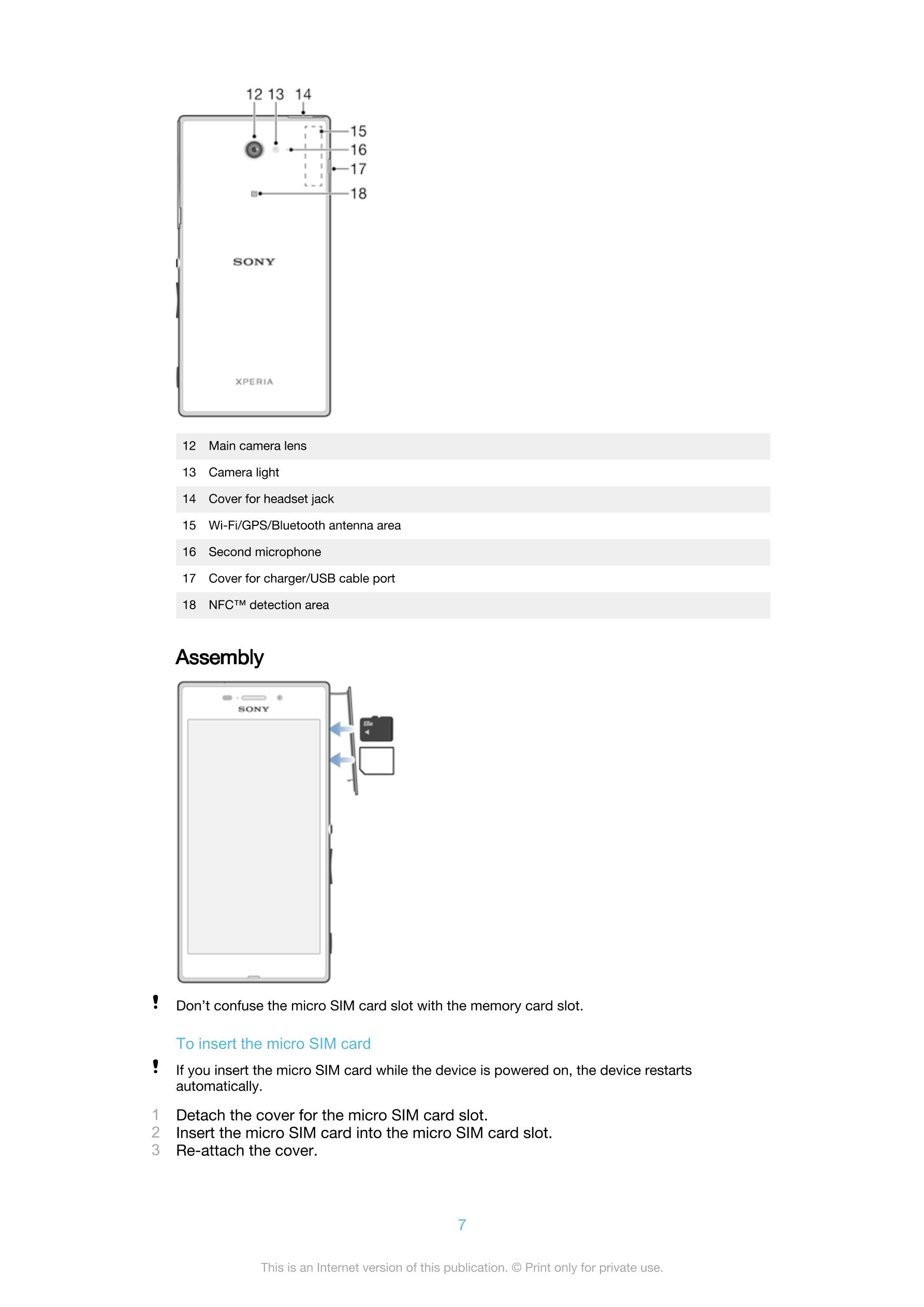 manual sony xperia m2 aqua android 4 4 smart guides rh helpforsmartphone com sony gps-cs3ka manual Sony GPS Rm-Lvr2v