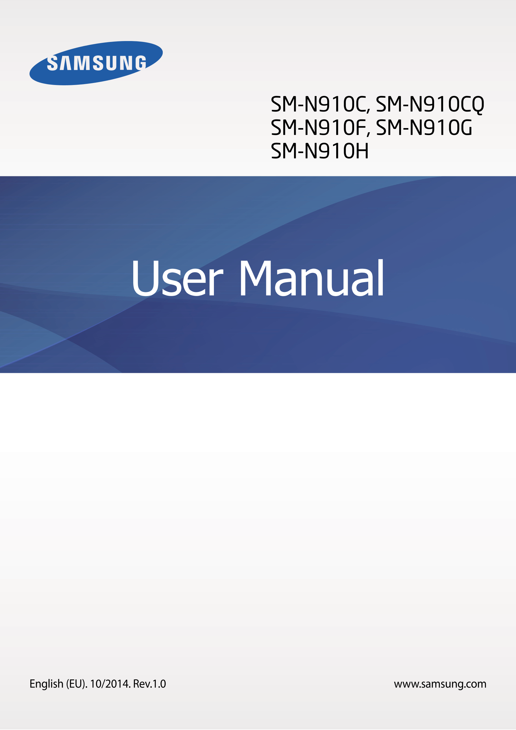 samsung manual for note 4