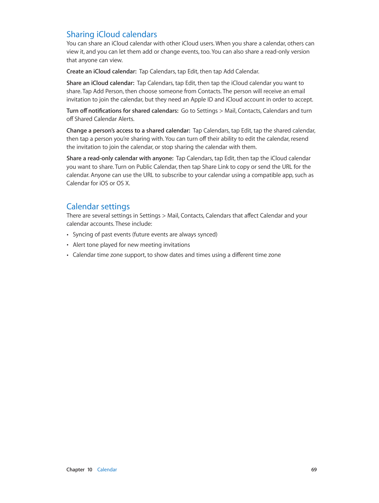 Manual - Apple iOS - iOS 6 - Smart Guides