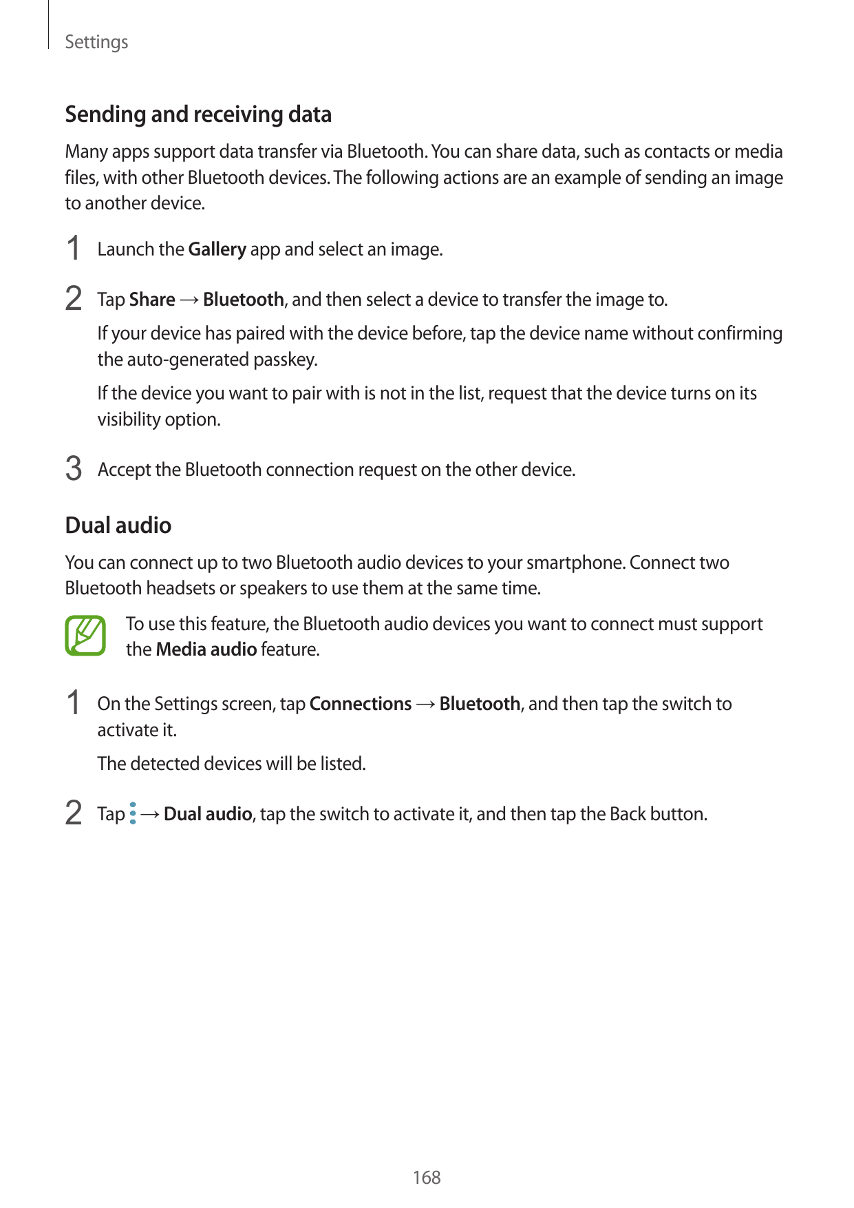 Manual - Samsung Galaxy S8 - Android 7 0 - Smart Guides
