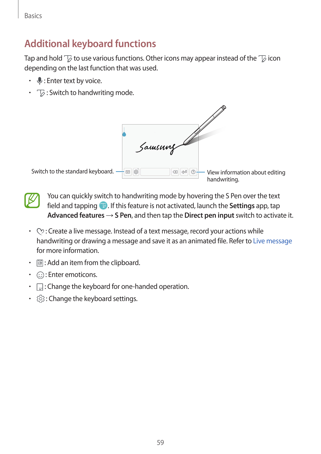Manual - Samsung Galaxy Note8 - Android 7 1 - Smart Guides