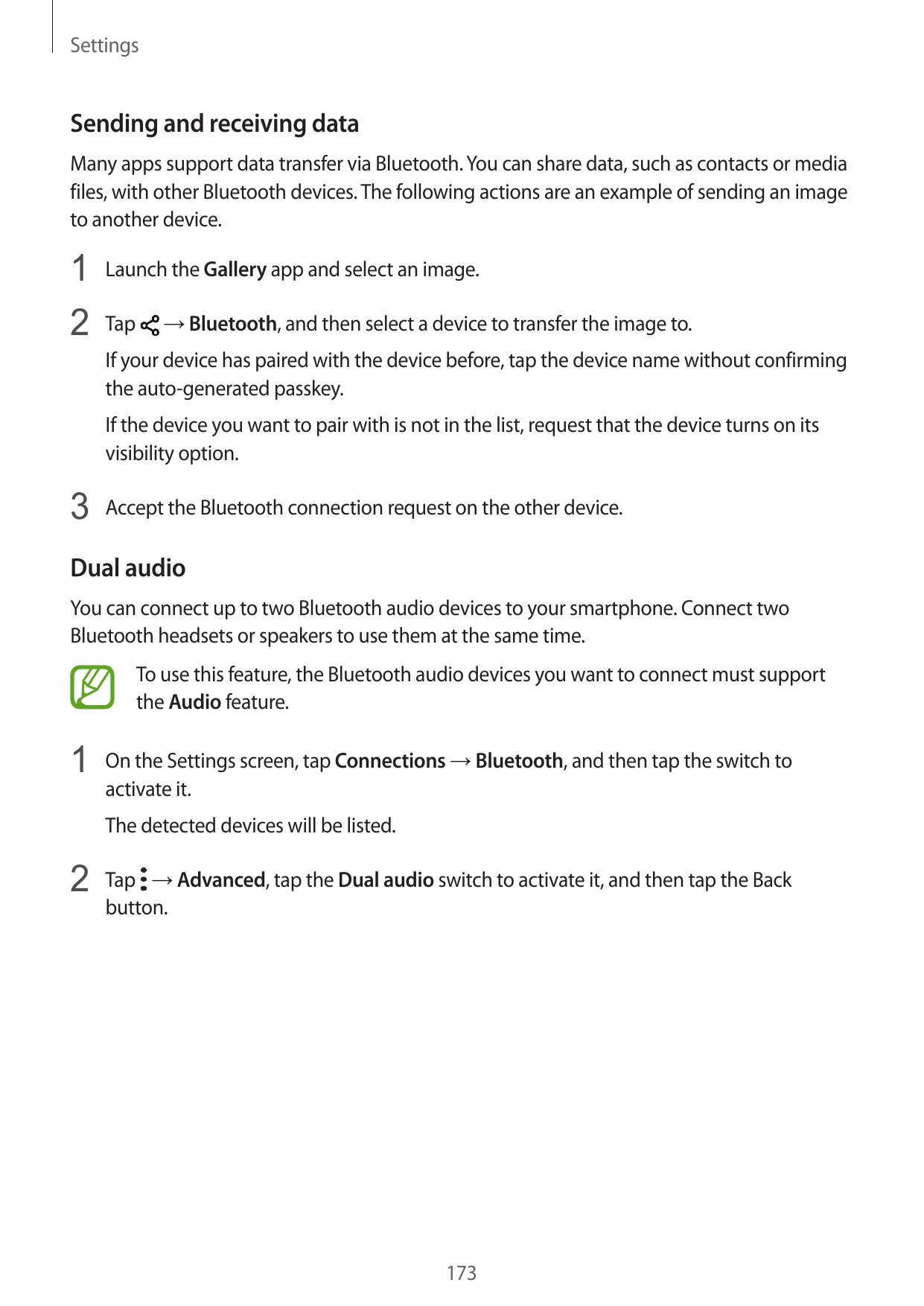 Manual - Samsung Galaxy S8 - Android 9 0 - Smart Guides