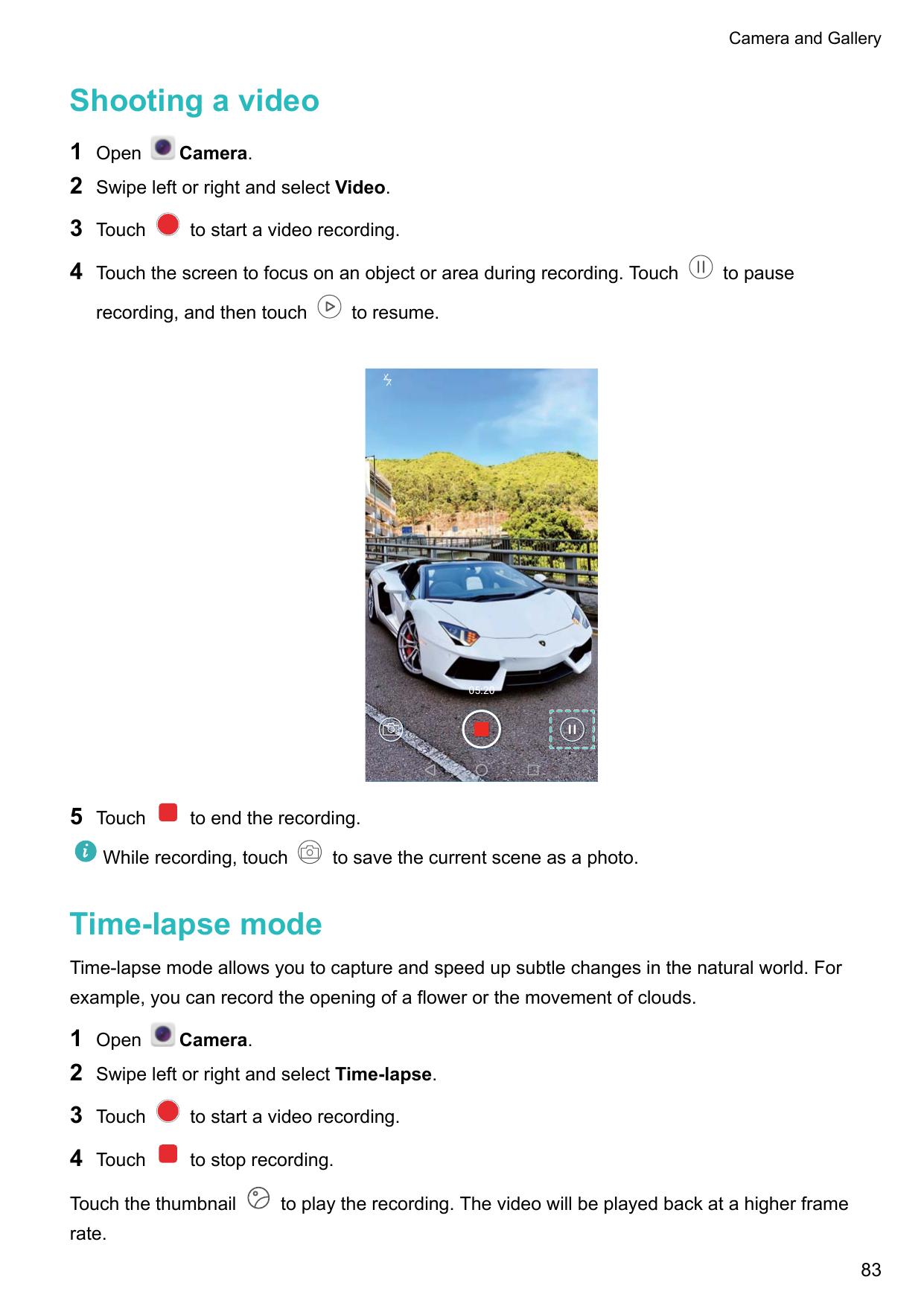 Manual - Huawei nova - Android 6 0 - Smart Guides