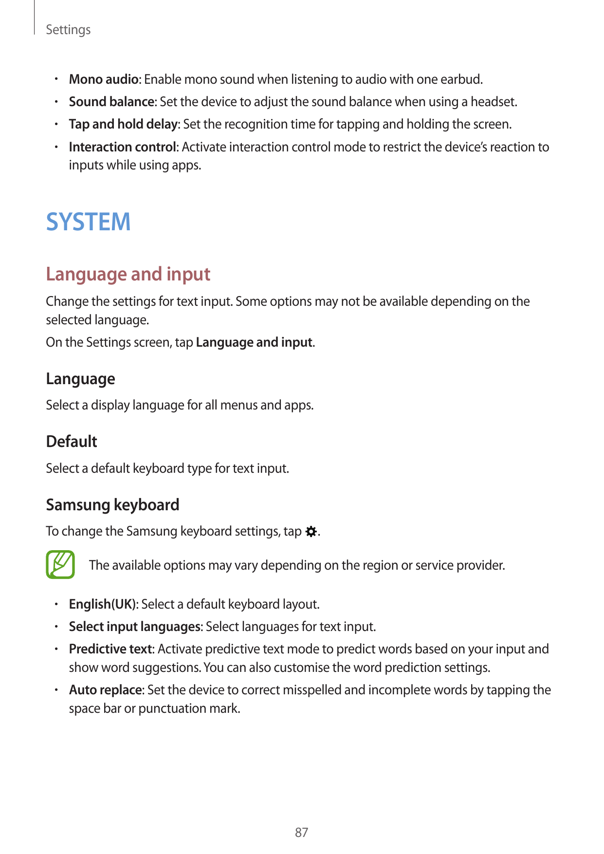 Manual - Samsung Galaxy J1 - Android 4 4 - Smart Guides