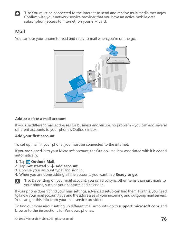 Manual - Microsoft Lumia 640 LTE - Windows 10 - Smart Guides