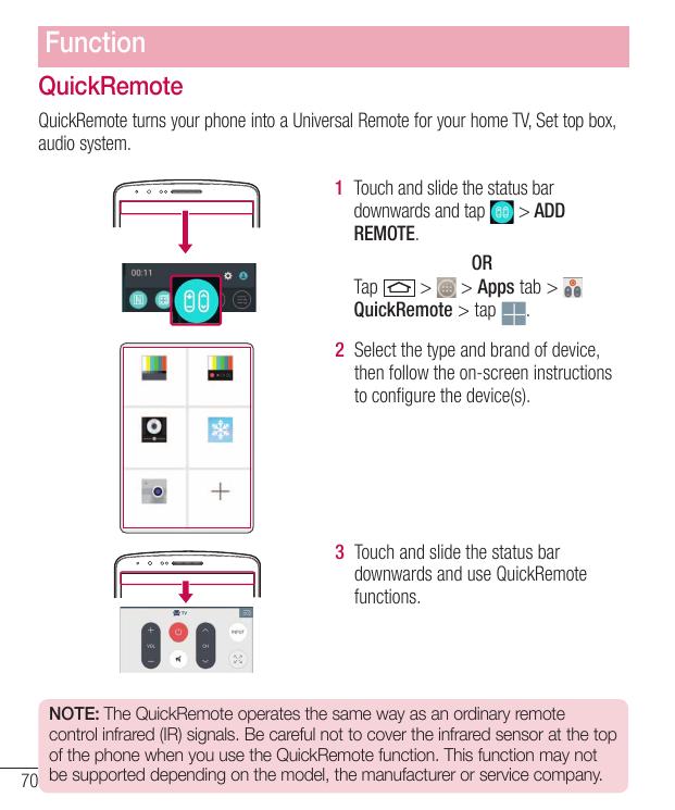 Lg Smart Tv Remote Control Instructions