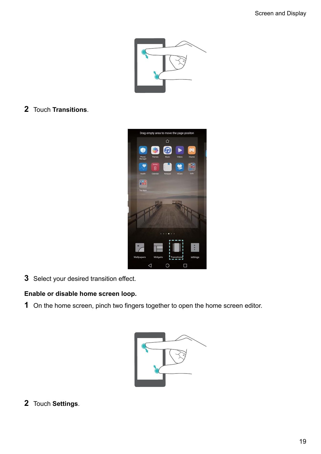 Manual - Huawei Mate 9 - Android 8 0 - Smart Guides