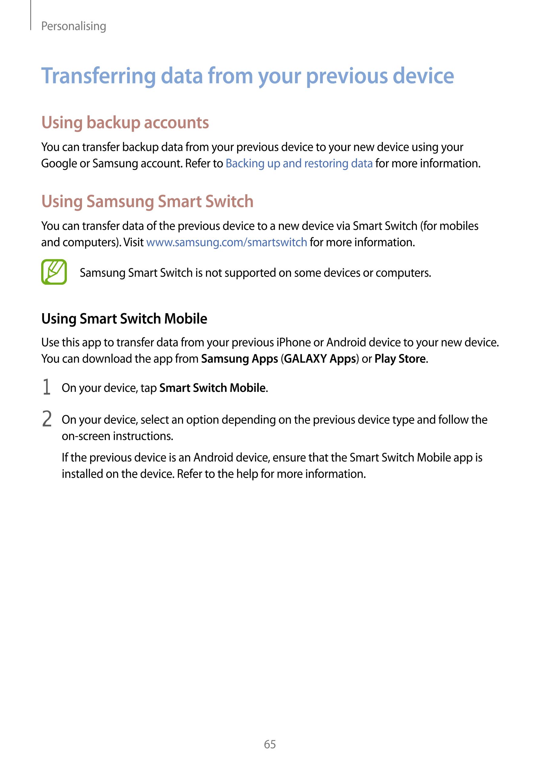 Manual - Samsung Galaxy Mega 2 - Android 4 4 - Smart Guides