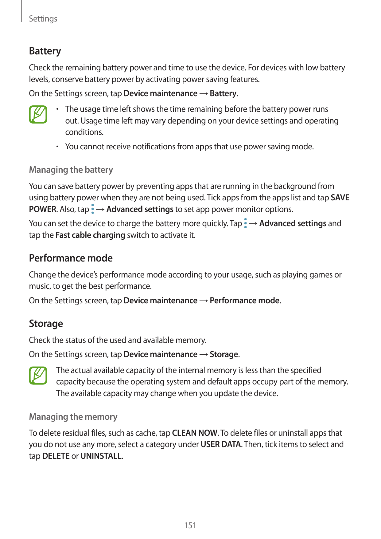 Manual - Samsung Galaxy S7 - Android 8 0 - Smart Guides