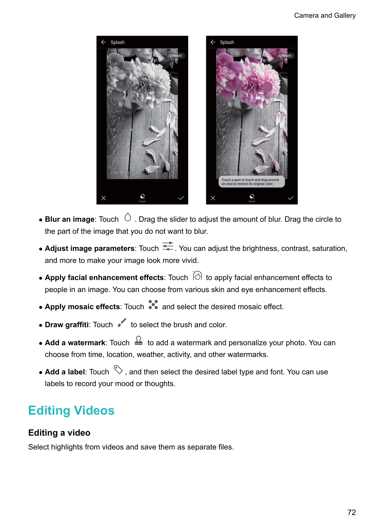 Manual - Huawei Honor 9 - Android 7 0 - Smart Guides