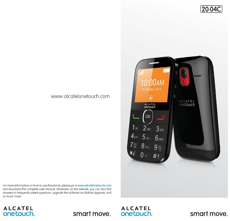 manual alcatel 2004 alcatel os device guides rh helpforsmartphone com alcatel user manual pdf alcatel 4039 user manual