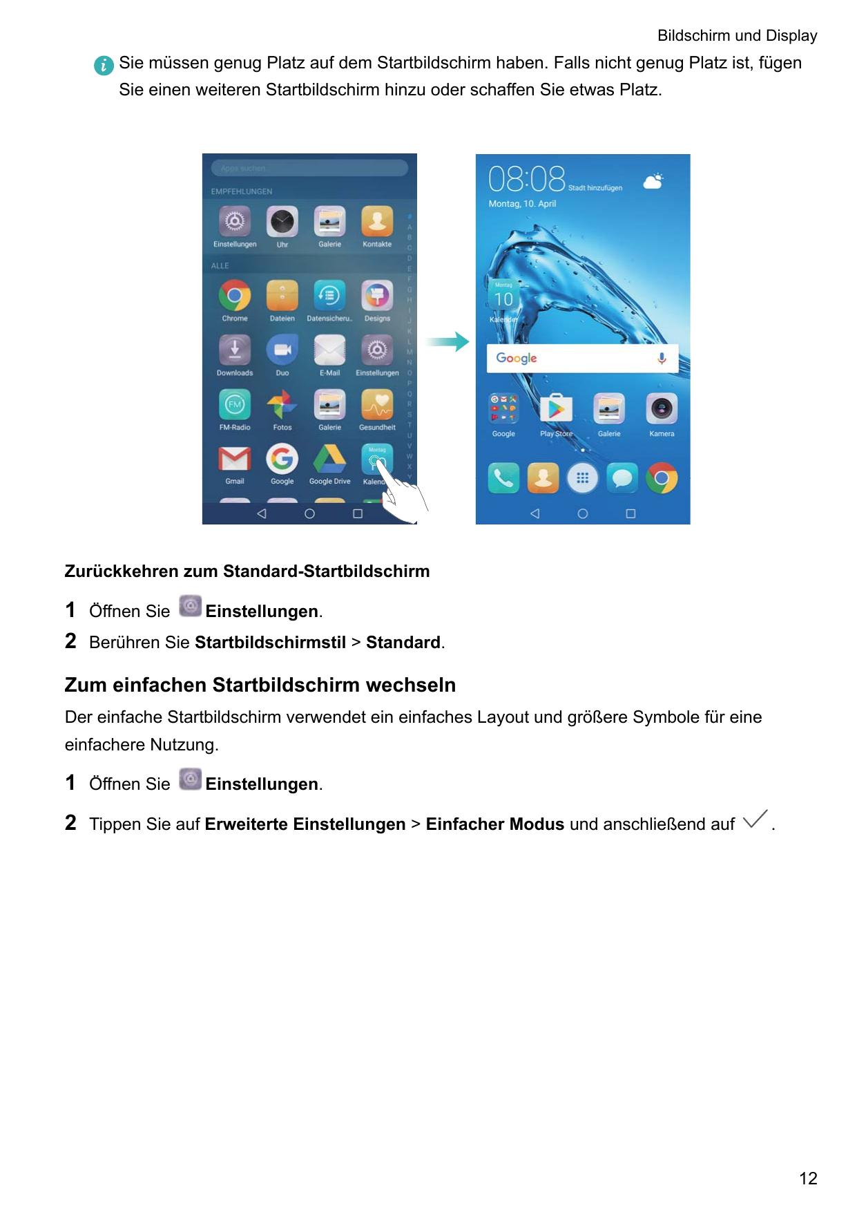 Bedienungsanleitung - Huawei Y7 - Android 7.0 - mobilcom-debitel Guides