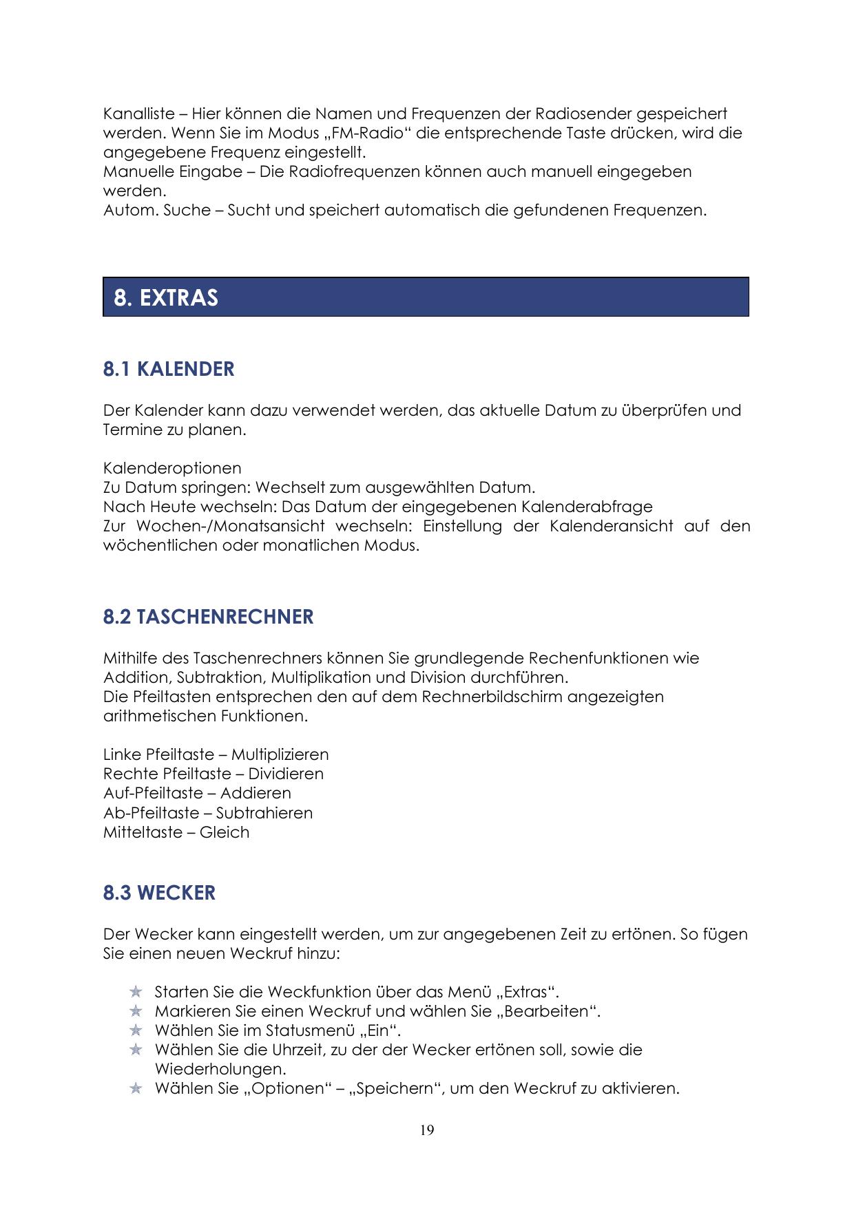 Bedienungsanleitung - Kazam Life B4 - Kazam OS - mobilcom-debitel Guides