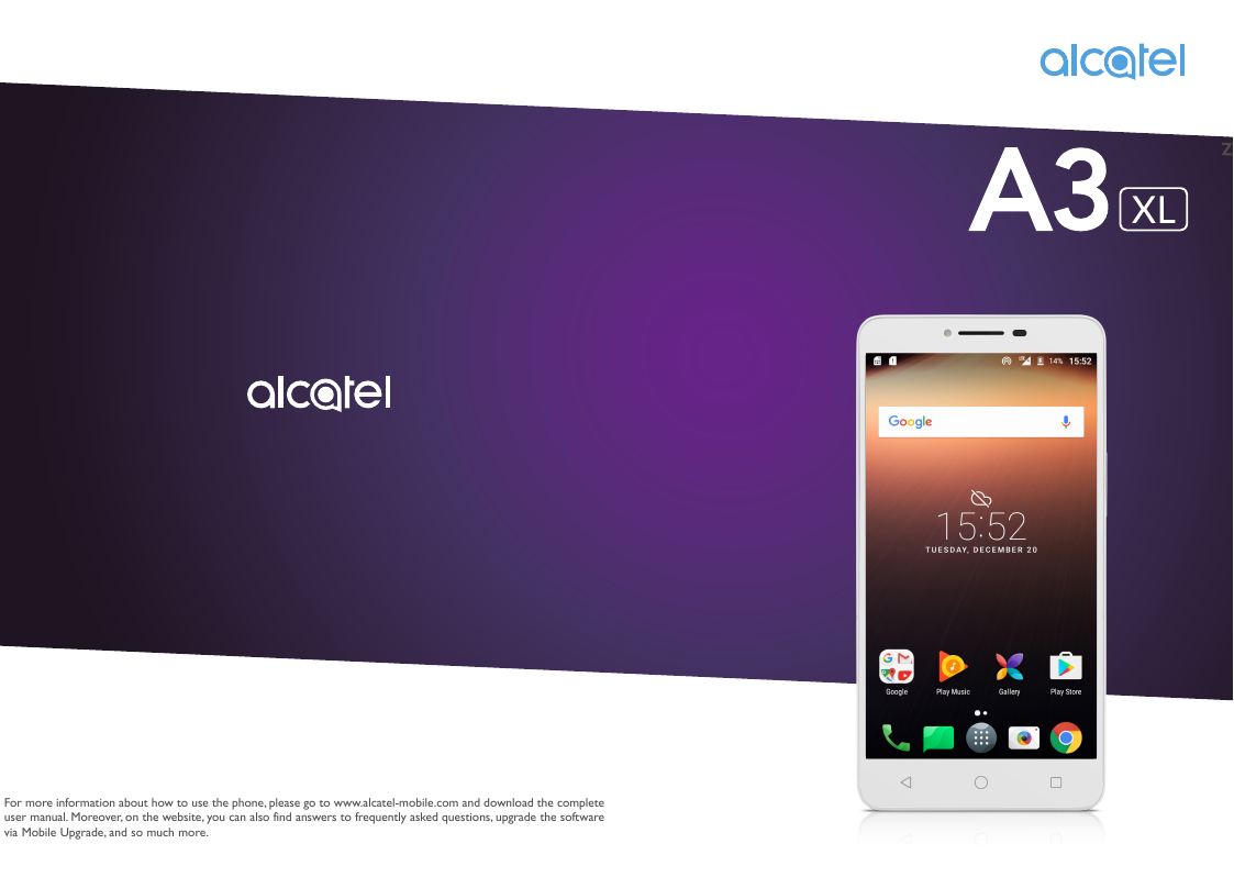 manual alcatel a3 xl android 7 0 device guides rh helpforsmartphone com google nexus 7 user guide google nexus 6 user guide