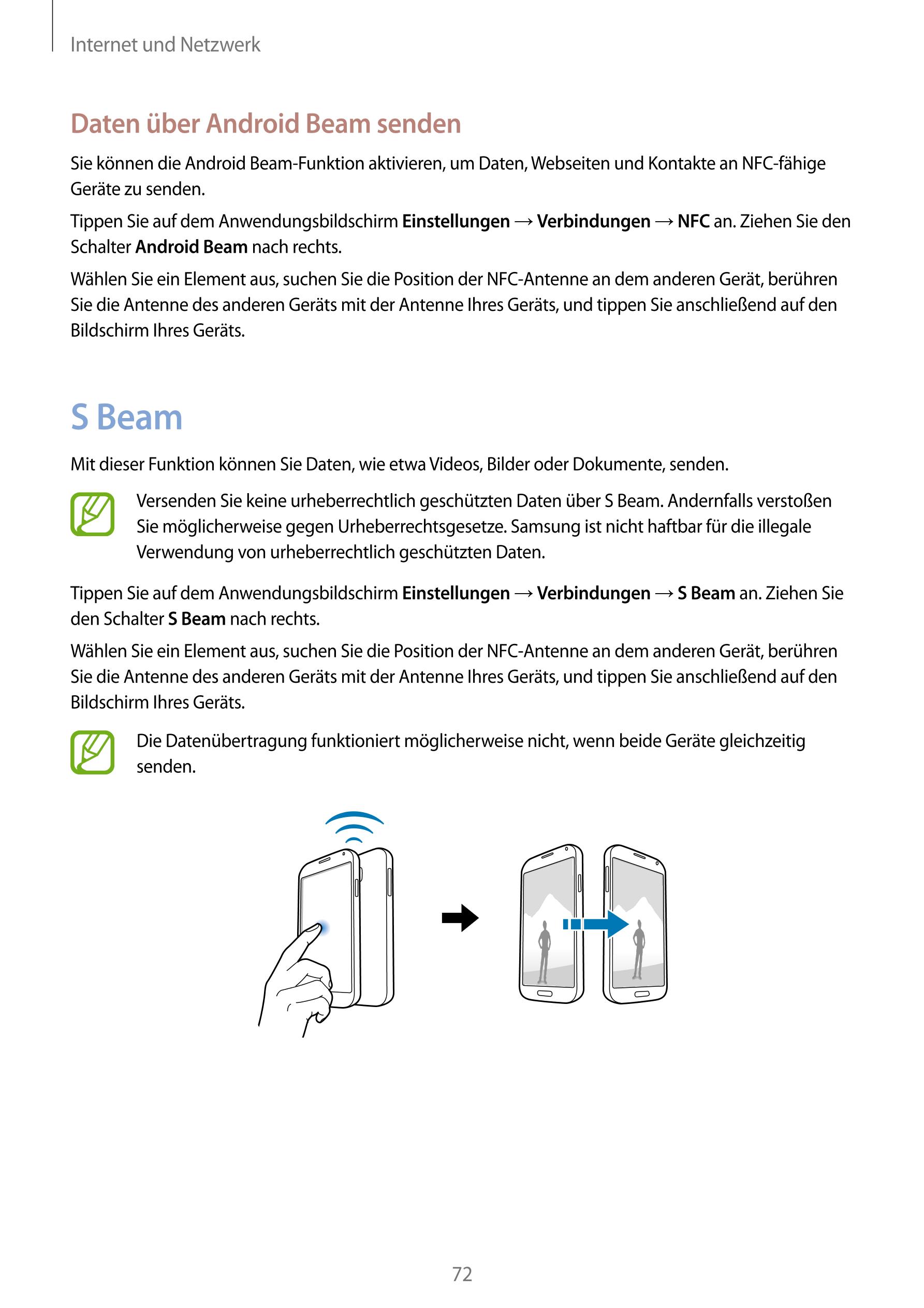 Bedienungsanleitung Samsung Galaxy S3 Neo Android 44