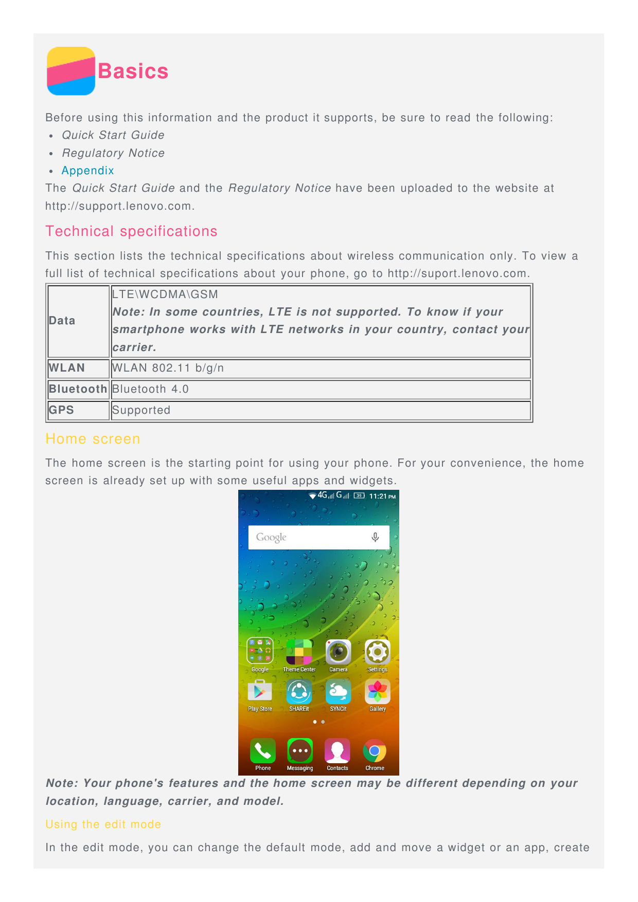 manual lenovo a2010 android 5 1 device guides rh helpforsmartphone com Android Operating System Names Android Logo