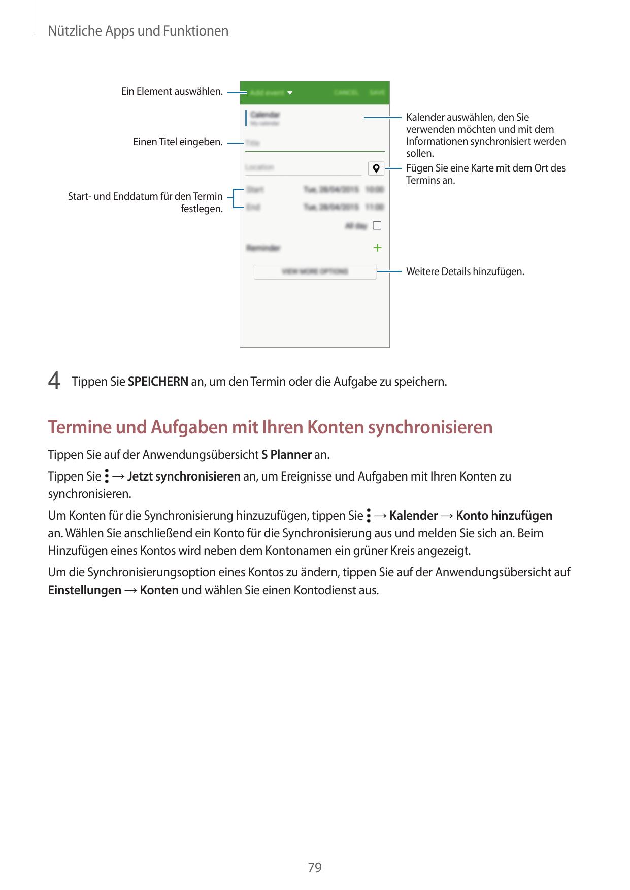 Bedienungsanleitung - Samsung Galaxy A5 - Android 5.0 - mobilcom ...