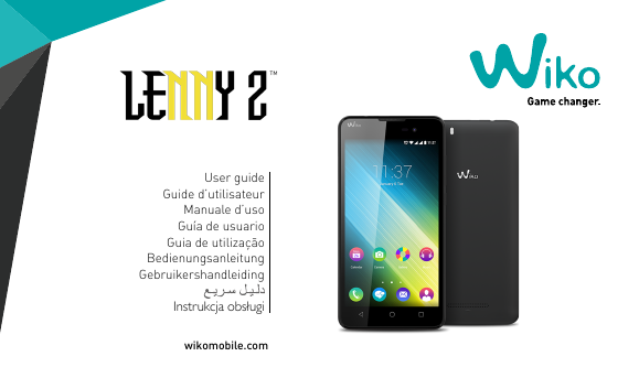 Manual - Wiko Lenny2 - Android 5 1 - Device Guides