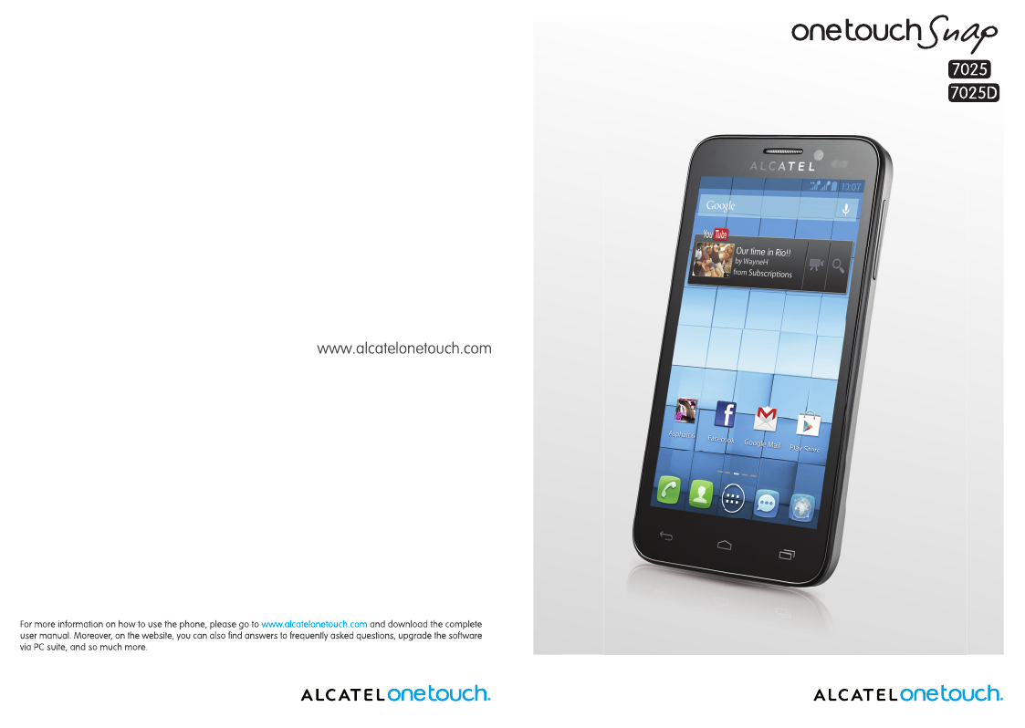 manual alcatel one touch snap android 4 2 device guide rh helpforsmartphone com alcatel one touch phone manual alcatel lucent touch phone manual