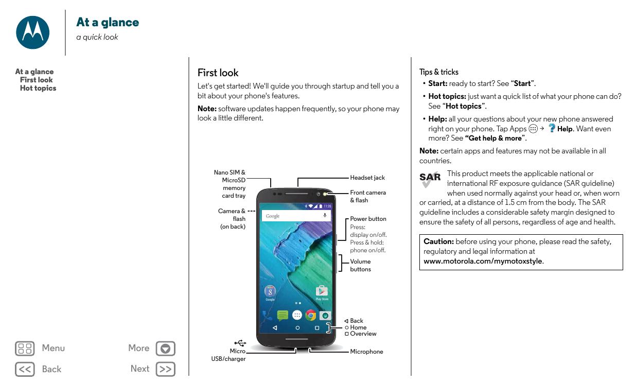 manual motorola moto x style android 6 0 device guides rh helpforsmartphone com Manual Install Adobe Flash Manual Flash Exposure