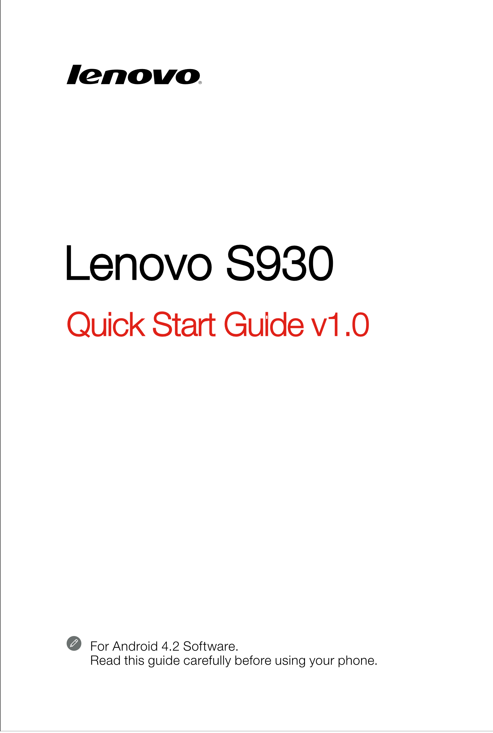 manual lenovo s930 android 4 2 device guides rh helpforsmartphone com 4.4 Android Games Android 4.3 Nexus