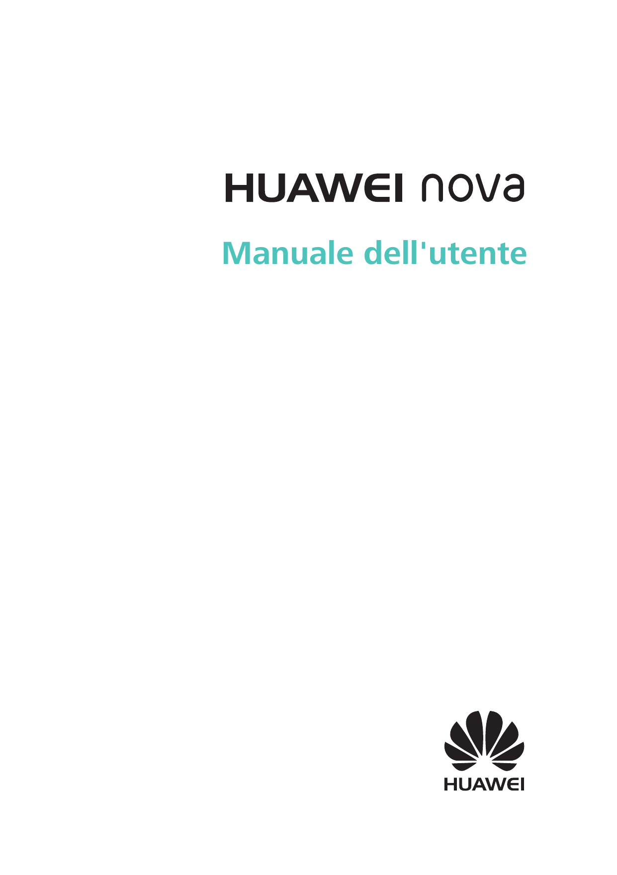 Manuale Huawei Nova Android 6 0 Coopvoce Guides